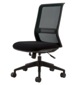 Kaggレンタルの椅子