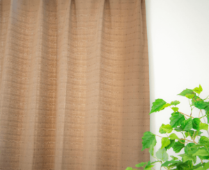 airRoomのカーテン